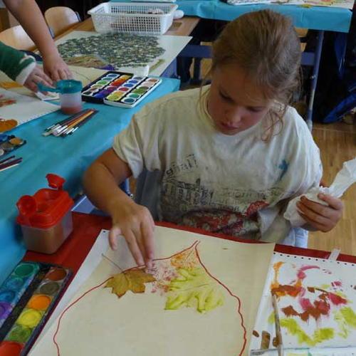 Bild zum Weblog Herbsttisch