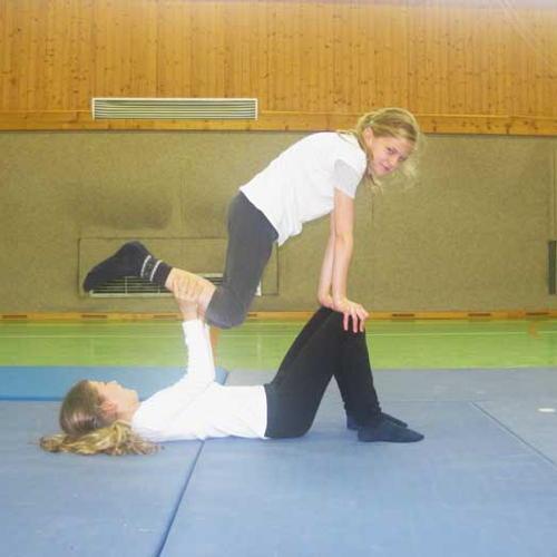 Bild zum Weblog Akrobatik
