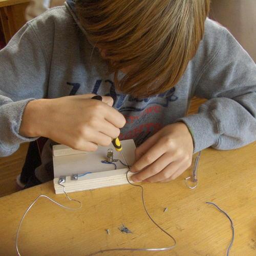 Bild zum Weblog Ein Wettlauf gegen den Strom!