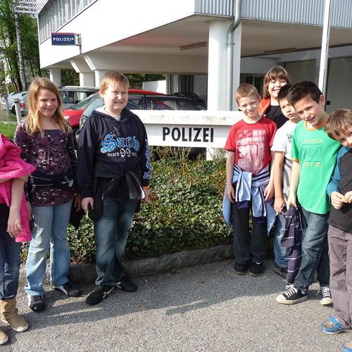 Bild zum Weblog Polizeistation