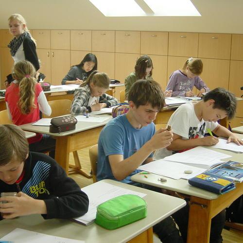 Bild zum Weblog Schüler sein ist nicht schwer ...