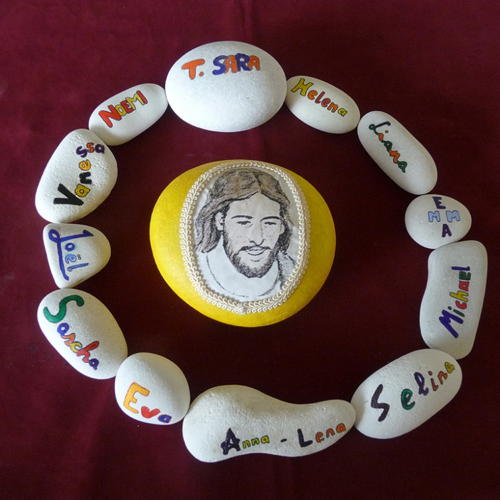 Bild zum Weblog Jesus in der Mitte