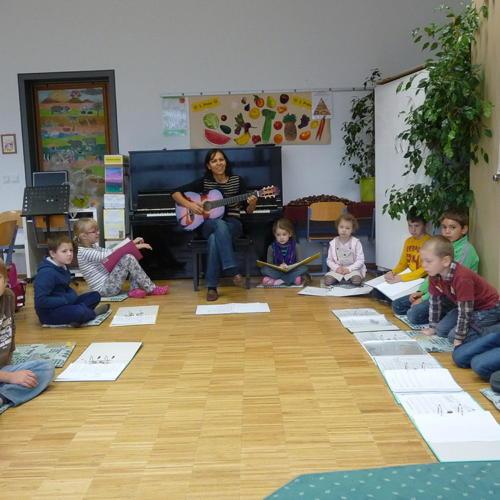 Bild zum Weblog Lasst in der Schule Gesang ertönen,