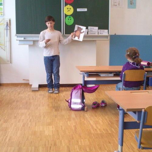 Bild zum Weblog Wenn Schüler zu Lehrern werden,…