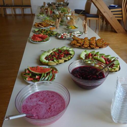 Bild zum Weblog Kulinarisches Verwöhnprogramm…