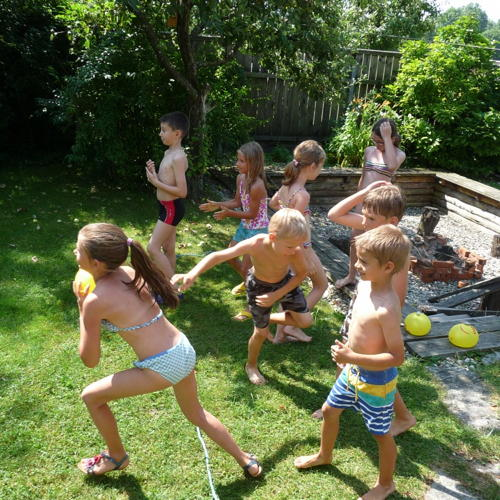 Bild zum Weblog Wasserspiele