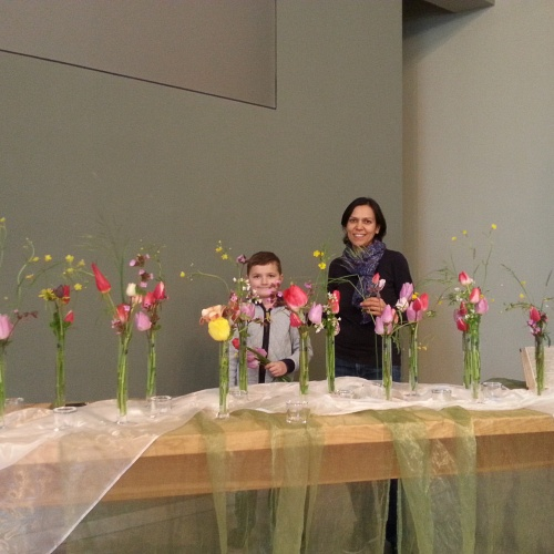 Bild zum Weblog Blumenschmuck
