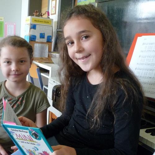 Bild zum Weblog Schulalltag
