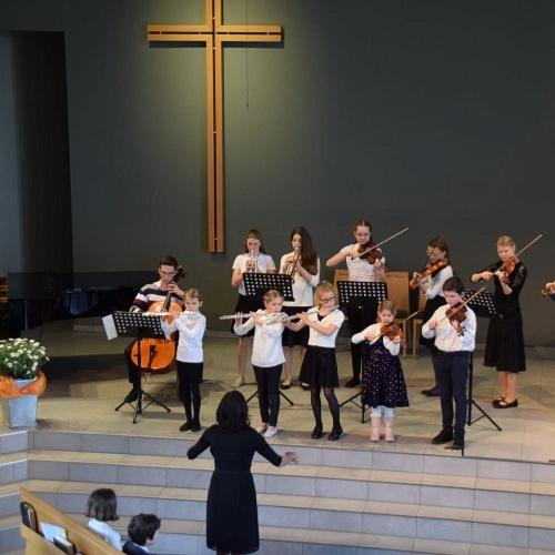 Bild zum Weblog Schulgottesdienste in Simbach und Bogenhofen