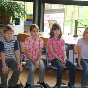 Bild zum Weblog Hurra der Schulanfang ist da die III