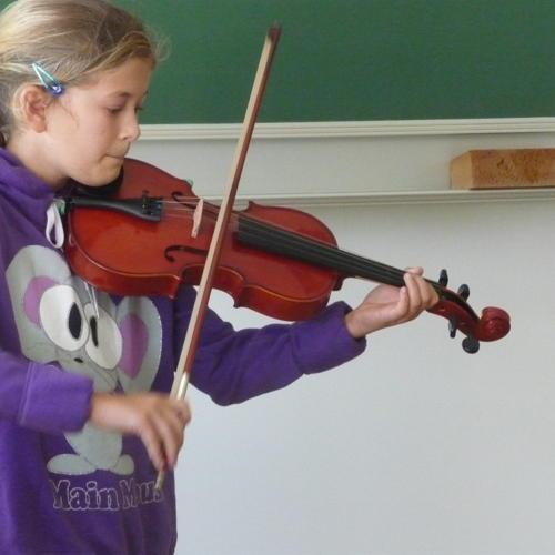 Bild zum Weblog Die Violine
