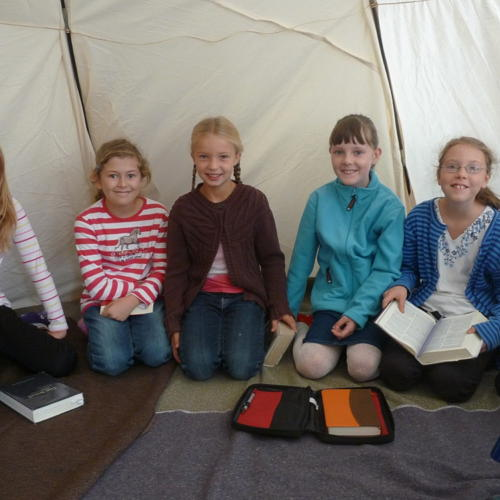 Bild zum Weblog Zeltversammlung