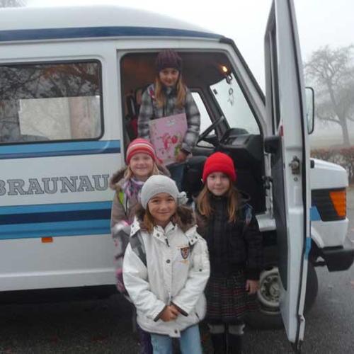 Bild zum Weblog Schulbus