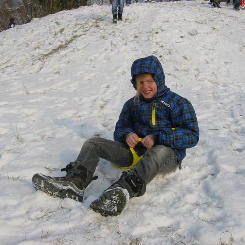 Bild zum Weblog Pause im Schnee